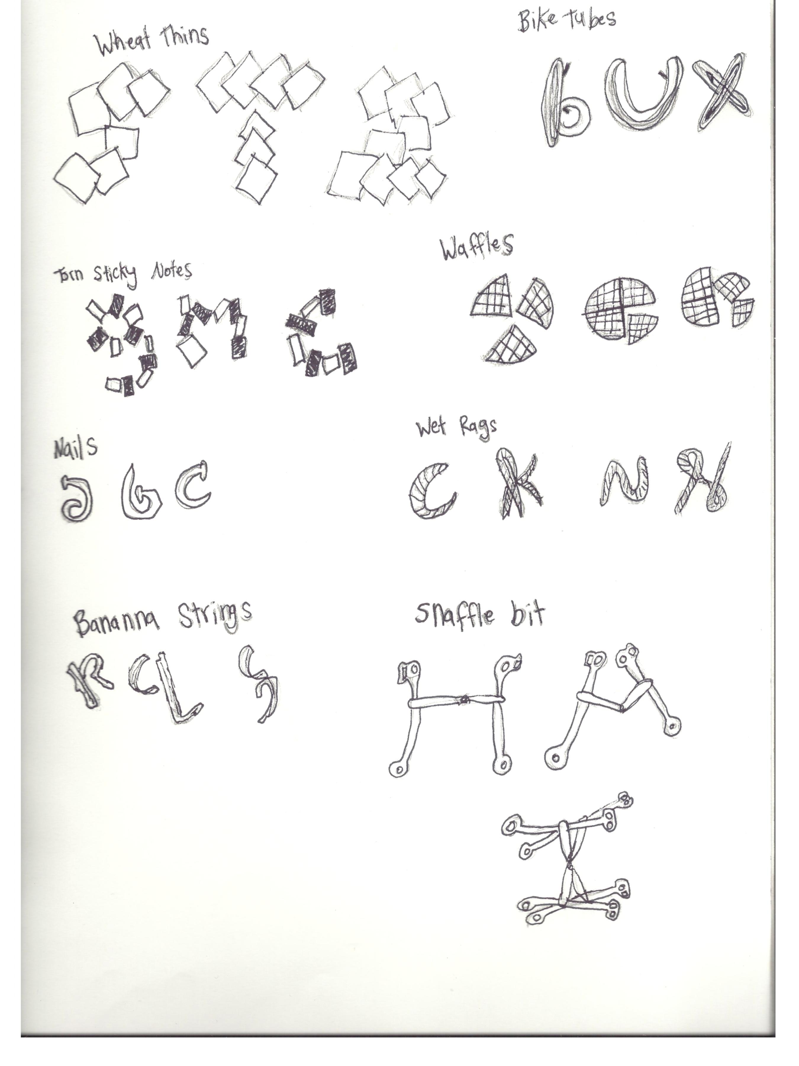 Alphabet Thumbnails pg2
