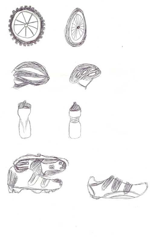 Bike-Sketches-1