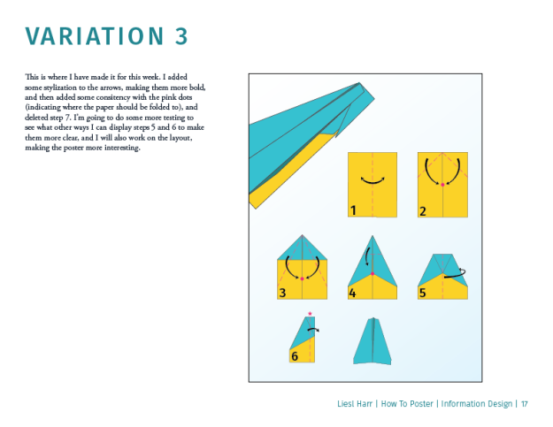 Paper Airplanes Process Book4