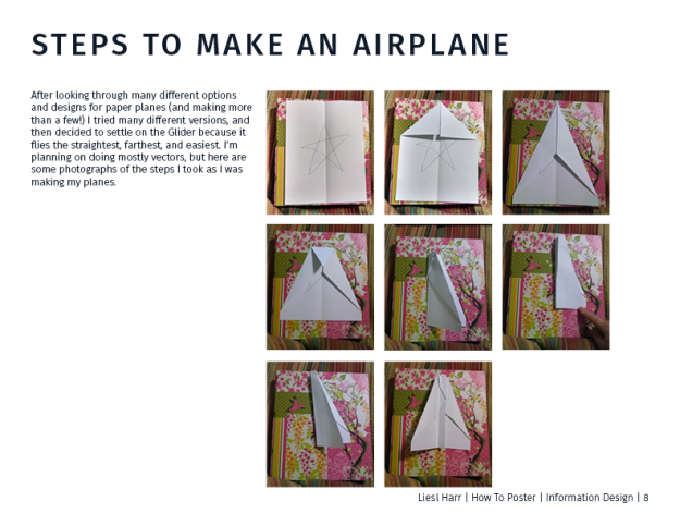 Paper Airplanes Process Book9