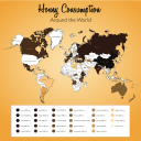 Honey Consumption Mapping Week 3
